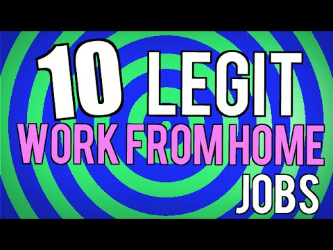 Best Legitimate Work From Home Jobs Approved By The