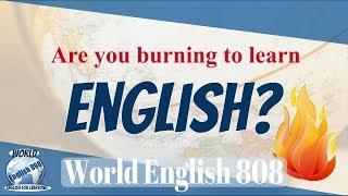 World English 808 introduction