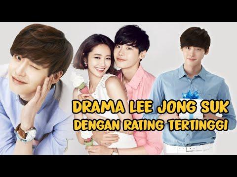 9 DRAMA KOREA LEE JONG SUK DENGAN RATING TERTINGGI