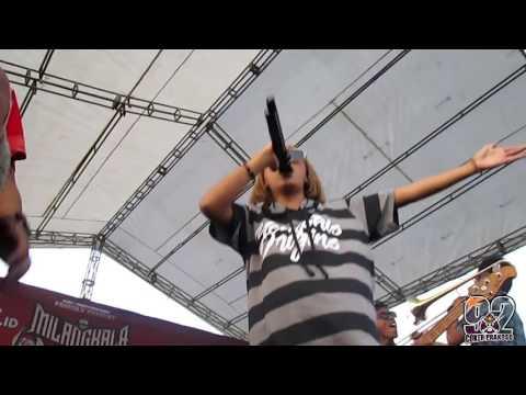 Lagu Baru Scimmiaska di 9th Anniversary Bomber 33 Purwakarta