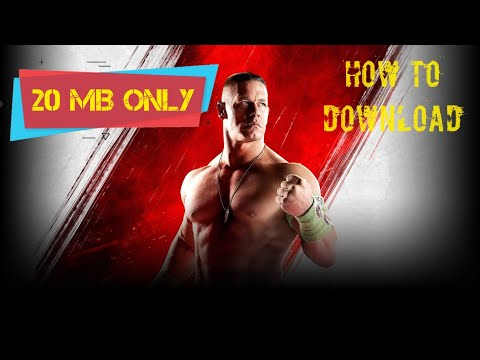 HOW TO DOWNLOAD WWE 2K GAME FOR ANDROID FREE - DIRECT LINK- - 동영상