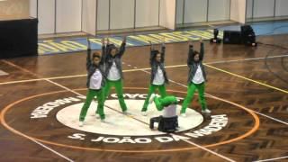 trintasegundos campeonato dança hip hop s. joao da madeira 2012