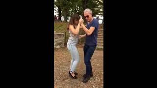 Bachata dance Gosia & Andrew