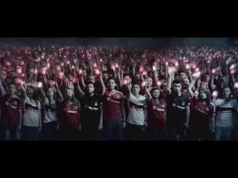 Beşiktaşlılar Vodafone KaraKartal ile takımlarına destek oluyor! Yanındayız #YükselBeşiktaş.
