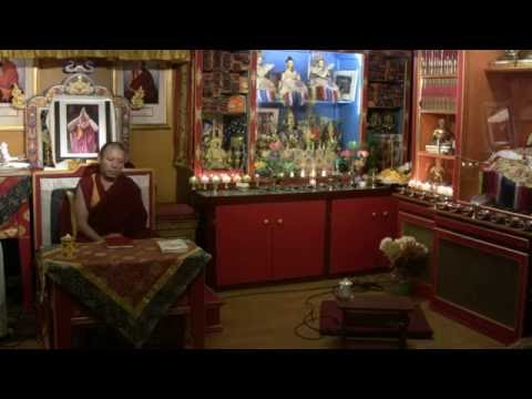 Awarenesses and Knowers with Geshe Ngawang Tenley (11/16/2016)