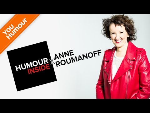 HUMOUR INSIDE - Anne Roumanoff