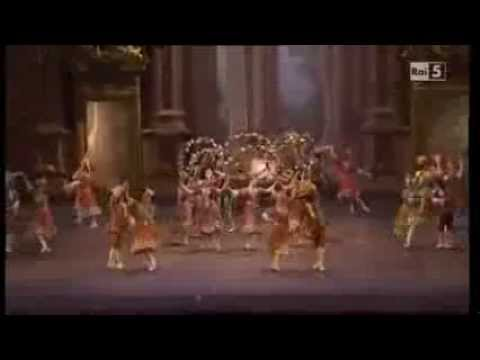 Sleeping Beauty Waltz - La Scala Ballet