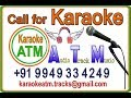 Thirboki Jeevana  Karaoke from Kirik Party Movie Track