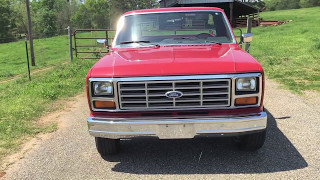 Video 1985 Ford F150 low miles, Still original download MP3, 3GP, MP4, WEBM, AVI, FLV September 2018