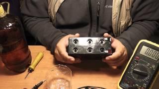 Восстановление аккумуляторов типа 12В 7,2Ач - Обзор