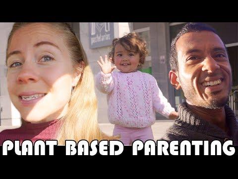 RAISING A VEGAN/VEGETARIAN CHILD ISN'T EASY - FAMILY DAILY VLOG