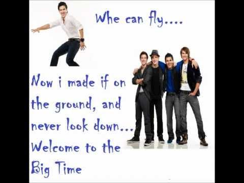 Big Time Rush - Big Time theme song + Lyrics