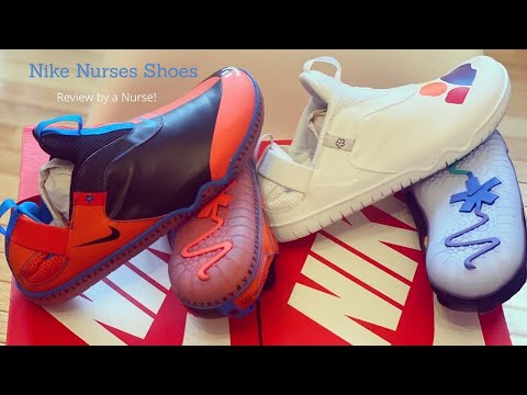 new-nike-nurses-and-doctors-shoes-unboxing-and-review-by-a-nurse!