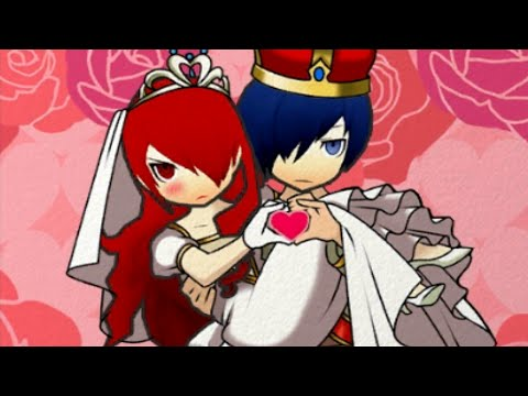 [3DS] Persona Q: Shadow of the Labyrinth [Persona 3] - Wedding: Mitsuru