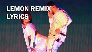 N.e.r.d Rihanna Lemon Drake Remix Lyrics.mp3