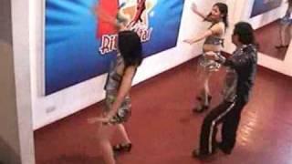 Clases de Baile de Cumbia 1- Metodo Practico y Sencillo - Cesar Trujillo