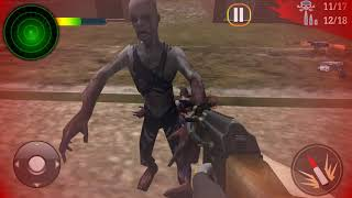 Dead Target : FPS Zombie Shooter ( Part - 3) / Android Game / Game Rock