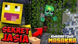 KWADRATOWA MASAKRA: Odkryłem największy SEKRET JASIA!