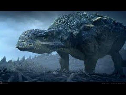 "Mundo Saurio:Ankylosaurus ""El tanque Prehistorico"""