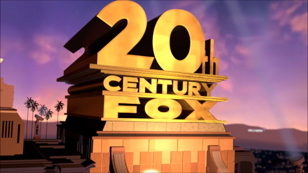 20th Century Fox 2009 Logo Blender