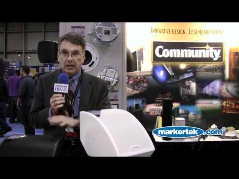 Community Loudspeakers M-Class Stage Monitors