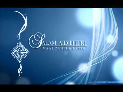Jamal Abdillah Salam Aidilfitri - Lagu Raya Best