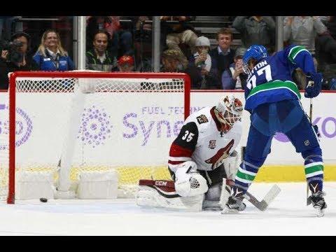 NHL OT Penalty Shot Winners