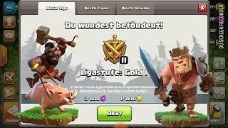 Clash of Clans: Ich zeige meinen Account, frisch Rathaus 9