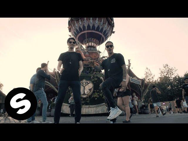 Bassjackers - Snatch (Official Music Video)