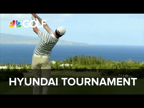 2015 Hyundai Tournament of Champions Begins Today | Golf Channel