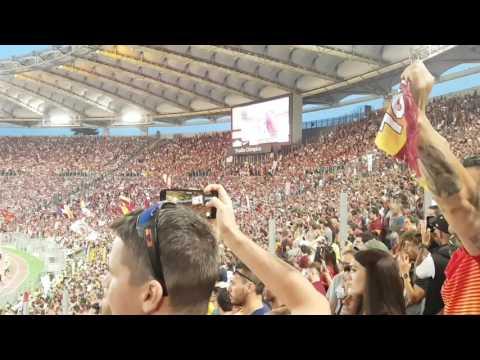 TOTTI DAY - LA FESTA - IL GIORNALE DI ROMA