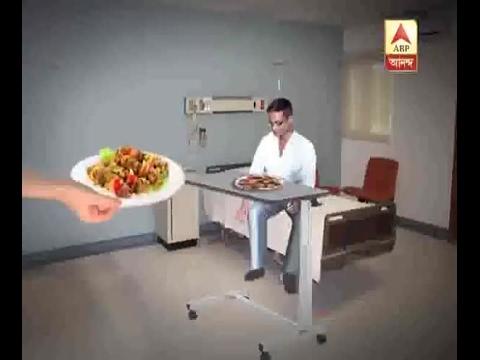 Rosevalley scam : Biriyani-luxury of Goutam Kundu in hospital cabin