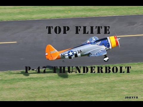 Top Flite Republic P-47 Thunderbolt