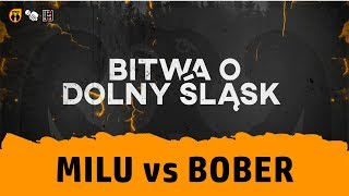 MILU  BOBER - Bitwa o Dolny Śląsk  Freestyle Battle