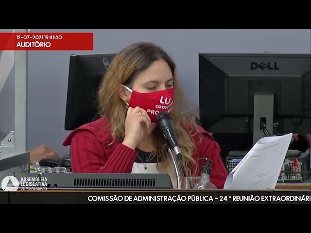 Beatriz Cerqueira_ Comissão de Administração Pública_PLC 60/21