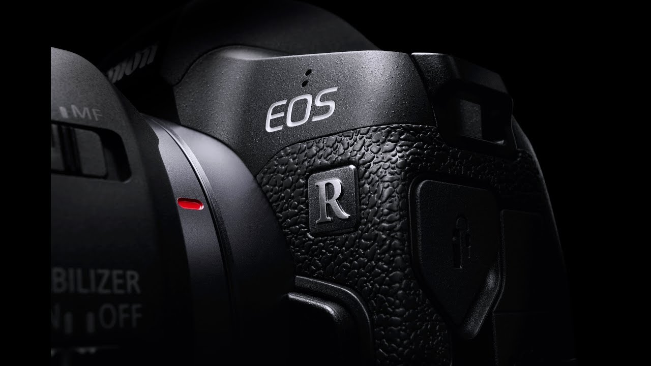 First Look Canon Eos R Full Frame Mirrorless Camera And Rf Lenses