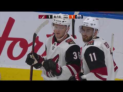 HIGHLIGHTS | Oilers 3, Coyotes 2 (OT)