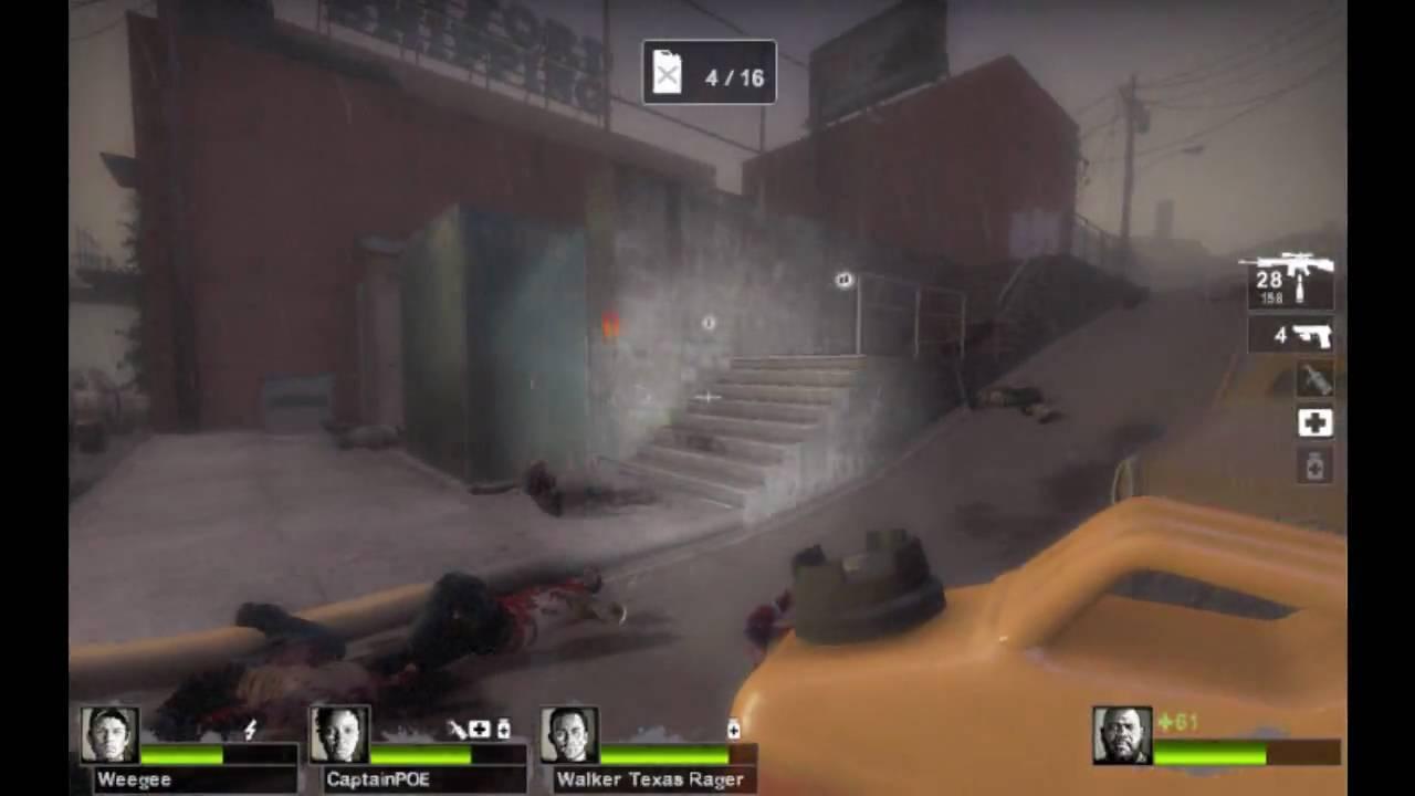 left 4 dead 2 dlc weapons