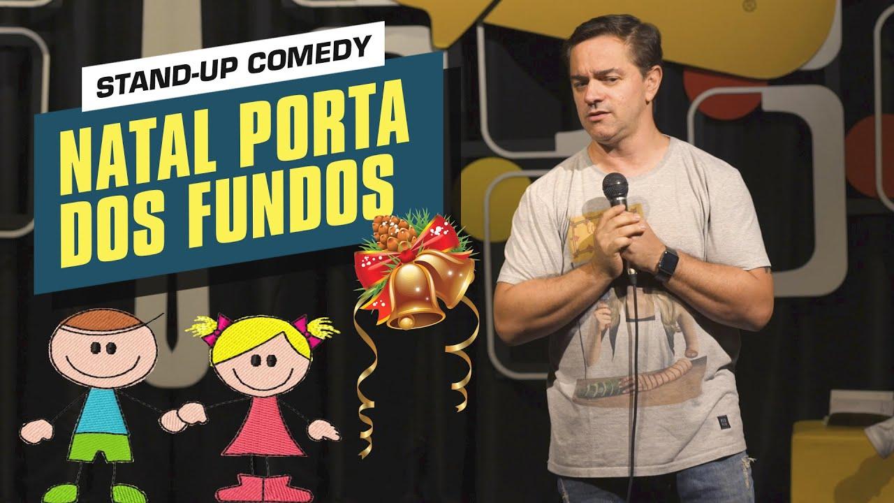 PORTA DOS FUNDOS / ESCOLA DE MENINO E MENINA - ROGÉRIO VILELA | Stand up Comedy