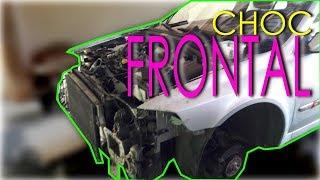 CRASH LAGUNA 2 MECANIQUE AUTO - REPARATION CHOC FRONTAL -  toutbricoler.fr