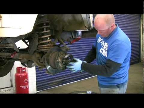 Landroverworkshopdvd Com How To Replace Landrover Defender