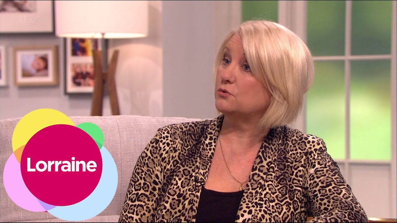 UK's First Surrogate Kim Cotton talks to Lorraine