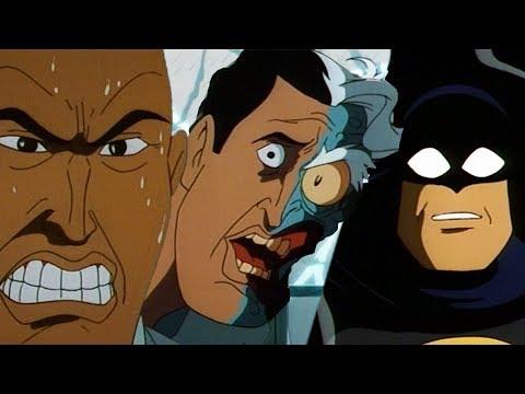 Batman: The Animated Series | Super-villain Origins: Two-Face | DC Kids