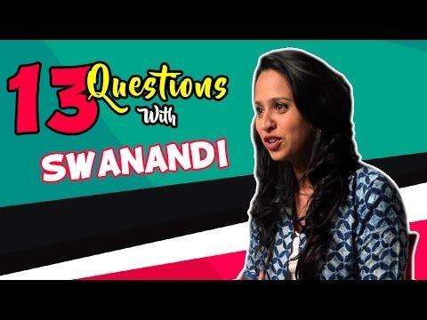 Top 13 Questions With Swanandi Tikekar   Minal Of Dil Dosti Duniyadari   Zee Marathi