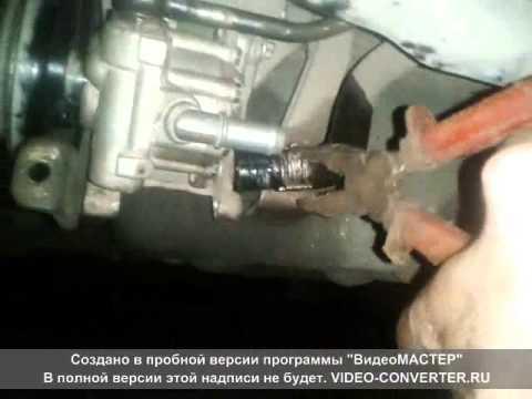 как установить гидроусилитель на фиат дукато 2,5