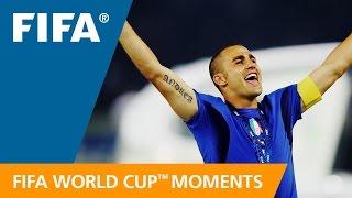 World Cup Moments: Fabio Cannavaro
