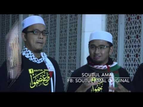 Soutul Amal sebagai tetamu diNASYIDTV
