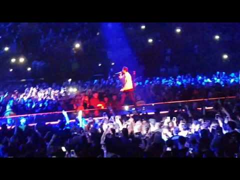 The Weeknd - Starboy [Live at Manchester...