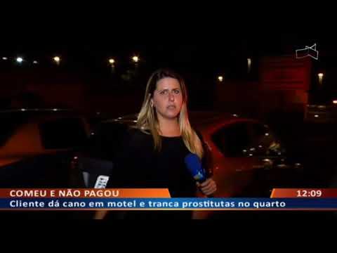 DF ALERTA - Cliente dá cano em motel e tranca prostitutas no quarto