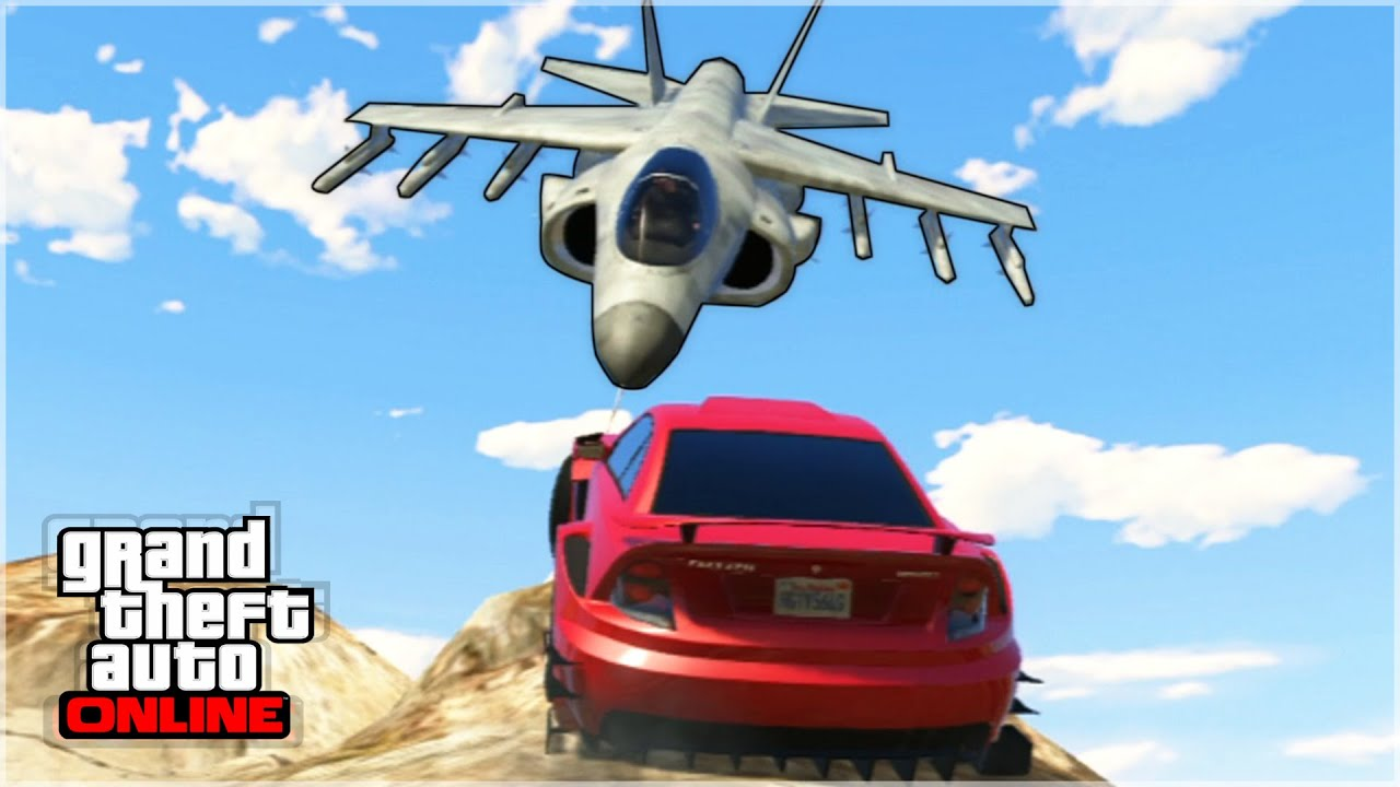 EXTREME GTA 5 STUNTS & FAILS (GTA 5 Online Funny Moments)